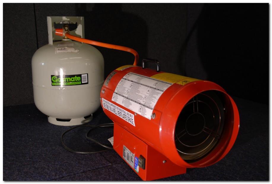 Gas Heaters