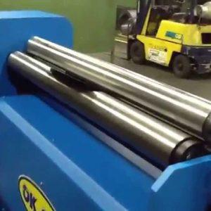 Rollers (metalwork)