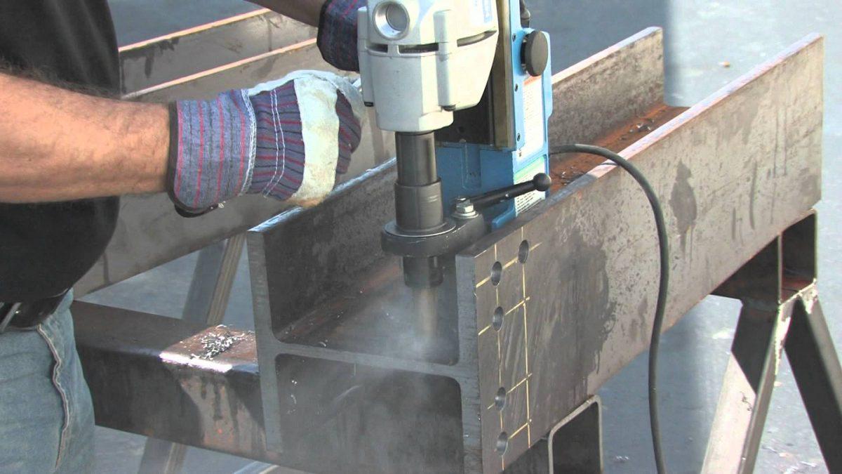 Magnetic Base Drills